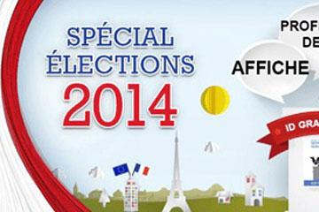 affiche pour élection 2015