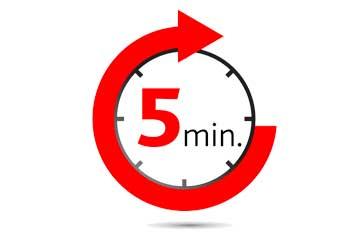 devis site internet 5min