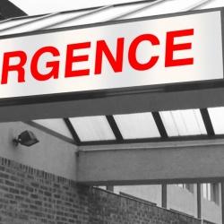 bandeau lumineux enseigne pour hôpitaux