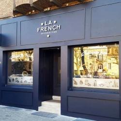 habillage facade la french épicerie