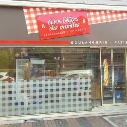 habillage facade magasin boulangerie