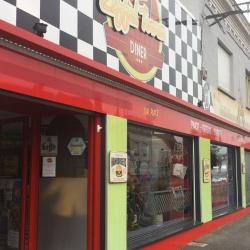habillage façade de magasin restaurant