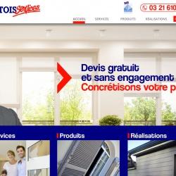 site internet pour l'entreprise artisanale artois services