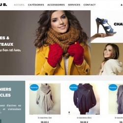 site e-commerce pour louloub.fr