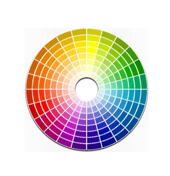 gamme couleur idgraphique