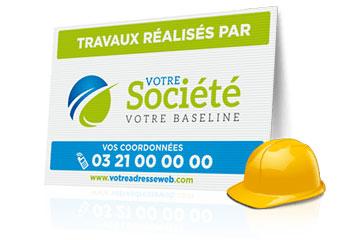 Promo flyers cartes lettrage stands impression pas cher en ligne - Panneau wedi pas cher ...
