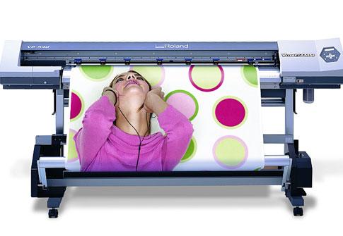 adhésif pour vitrine imprimé