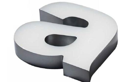 lettre lumiform