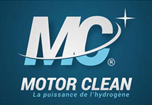 logo motor clean création