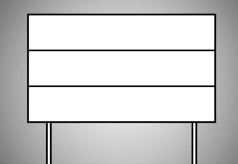 panneaux 4x3 portatifs horizontaux