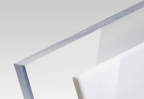 panneau plexiglass