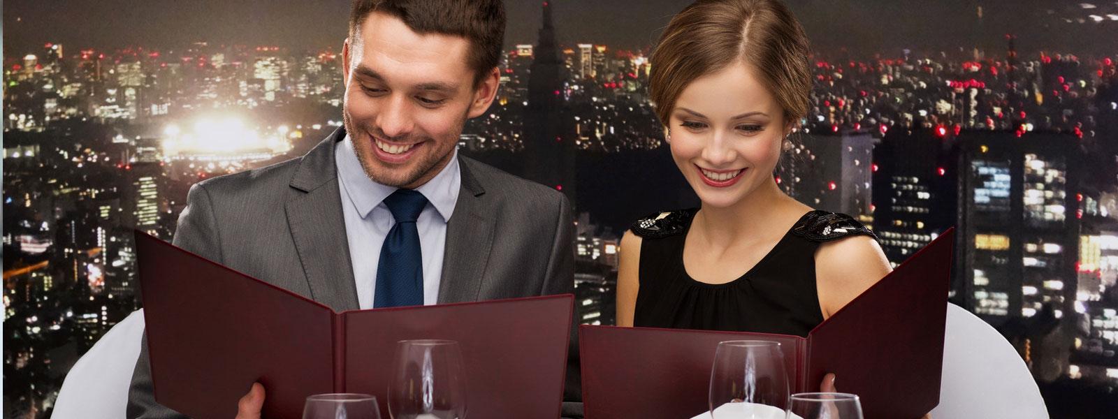 acheter menu de restaurant