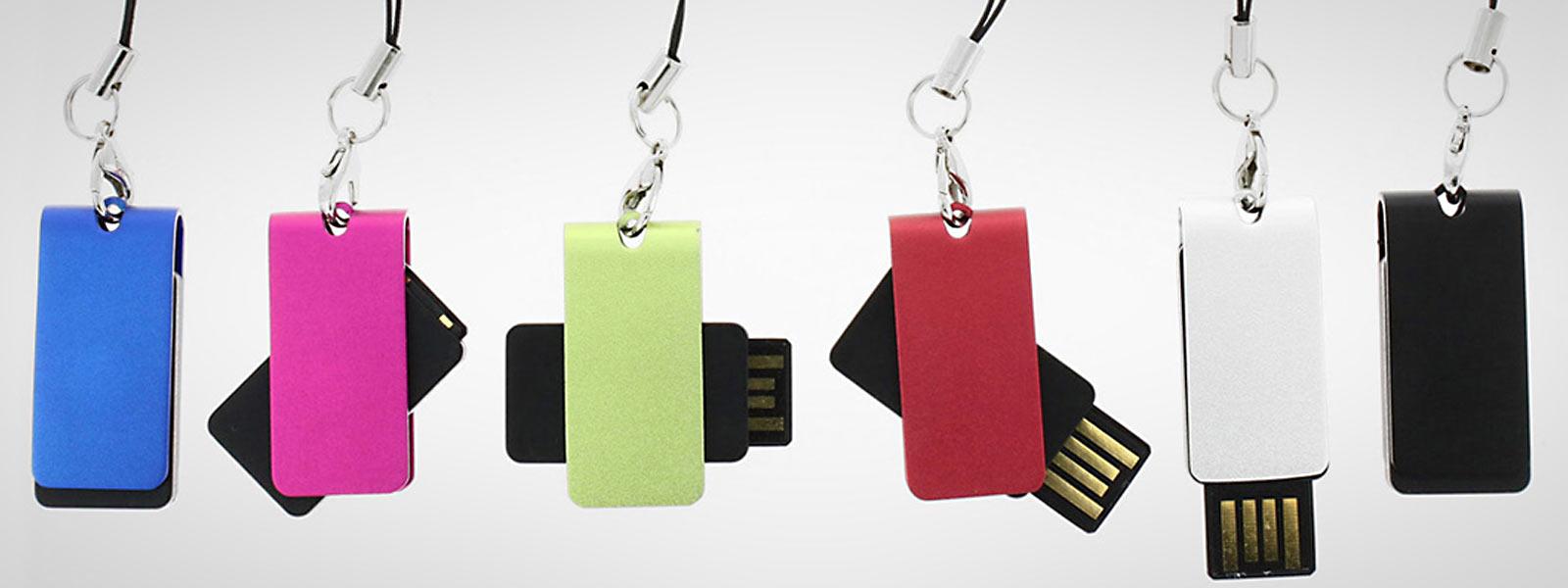 Clefs USB
