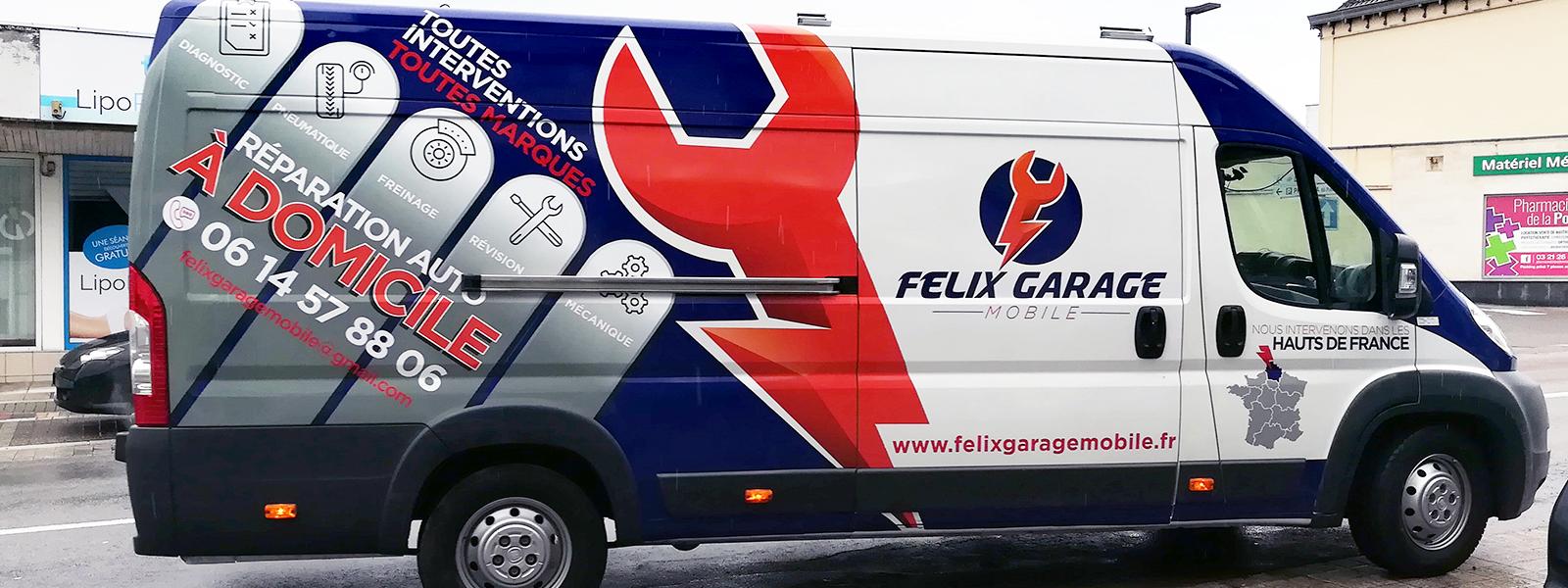 Lettrage d coration v hicule camion utilitaire dpt 59 for Garage utilitaire toulouse