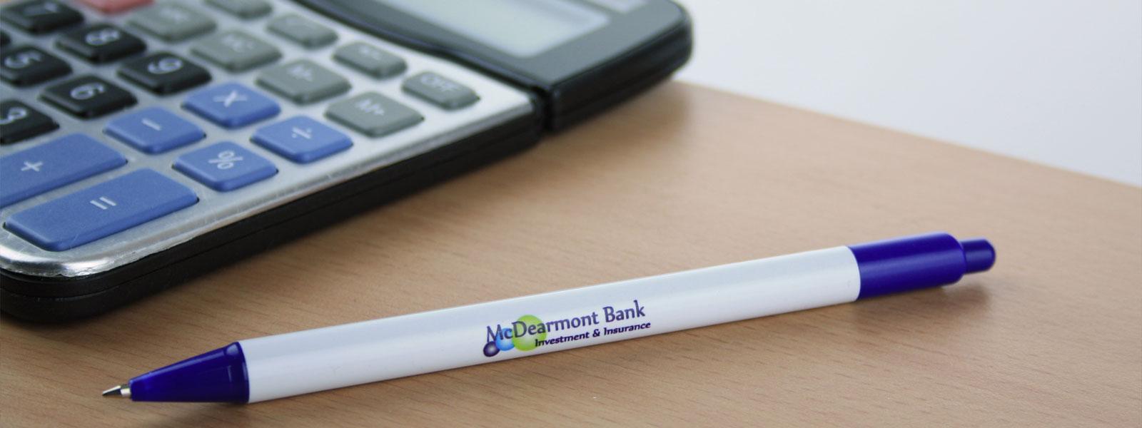 stylos personnalisés entreprise