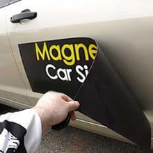 Plaques magnétiques
